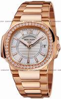 Replica Patek Philippe Nautilus Ladies Wristwatch 7010-1R
