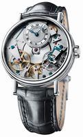 Replica Breguet La Tradition Breguet Mens Wristwatch 7027BB.11.9V6