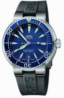 Replica Oris TT1 Divers Date Mens Wristwatch 733.7533.85.55.RS