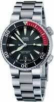 Replica Oris TT1 Divers Titan Date Mens Wristwatch 733.7541.71.54.MB