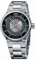 Replica Oris TT2 WilliamsF1 Team Skeleton Engine Mens Wristwatch 733.7560.41.14.MB