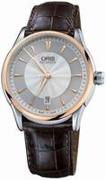 Replica Oris  Mens Wristwatch 73375916351LS
