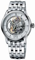 Replica Oris Artelier Mens Wristwatch 734.7591.40.51.MB