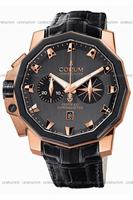Replica Corum Admirals Cup Chronograph 50 LHS Mens Wristwatch 753.231.91-0F81.AN32