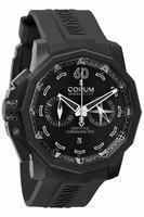 Replica Corum Admirals Cup Chronograph 50 LHS Mens Wristwatch 753.231.95-0371.AN13