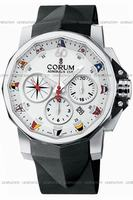 Replica Corum Admirals Cup Challenge 44 Mens Wristwatch 753.691.20-F371.AA92