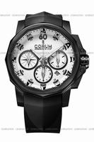 Replica Corum Admirals Cup Black Challenge 44 Mens Wristwatch 753.691.98-F371-AA12