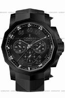 Replica Corum Admirals Cup Black Hull 48 Mens Wristwatch 753.934.95-0371-AN92
