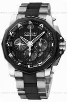 Replica Corum Admirals Cup Chronograph 48 Mens Wristwatch 753.935.06.V791