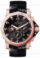 Replica Corum Admirals Cup Chronograph 48 Mens Wristwatch 753.936.55.0081-AN32