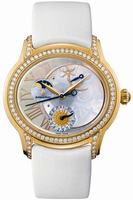 Replica Audemars Piguet Millenary Diamonds Ladies Wristwatch 77315OR.ZZ.D013SU.01