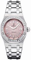 Replica Audemars Piguet Royal Oak Lady Automatic Wristwatch 77321ST.ZZ.1230ST.02
