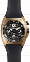 Replica Bell & Ross BR 02-92 Pink Gold Mens Wristwatch BR02-PINKGOLD