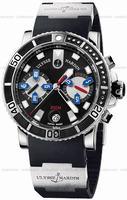 Replica Ulysse Nardin Maxi Marine Diver Chronograph Mens Wristwatch 8003-102-3.92