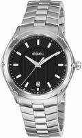 Replica Ebel Classic Sport Mens Wristwatch 9020Q41.153450