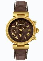 Replica JACQUES LEMANS Classic Mens Wristwatch 916T-ABT02C