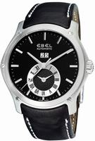 Replica Ebel Classic Hexagon GMT Mens Wristwatch 9301F61.5335P06