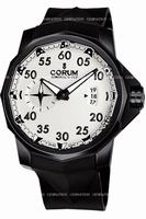 Replica Corum Admirals Cup Black Competition 48 Mens Wristwatch 947.931.94-0371.AA52