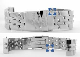 Replica Breitling Bracelet - Mark VI Watch Bands  973A