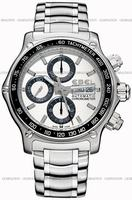 Replica Ebel 1911 Discovery Chronograph Mens Wristwatch 9750L62.63B60