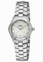 Replica Ebel Classic Sport Womens Wristwatch 9953Q21-99450