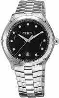 Replica Ebel Classic Sport Mens Wristwatch 9955Q41.59450