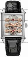 Replica Girard-Perregaux Tourbillon Vintage 1945 Skeleton Mens Wristwatch 99870-71-000-BA6A