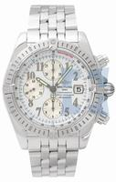 Replica Breitling Chronomat Evolution Mens Wristwatch A1335611.A573-357A