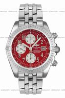 Replica Breitling Chronomat Evolution Mens Wristwatch A1335611.K508-357A