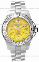 Replica Breitling Superocean 2008 Mens Wristwatch A1736006.I514-SS