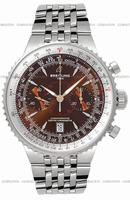 Replica Breitling Montbrillant Legende Mens Wristwatch A2334021.Q548-SS