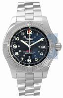 Replica Breitling Colt Quartz II Mens Wristwatch A7438010.B783-SS