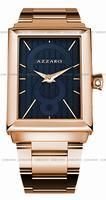 Replica Azzaro Legend Rectangular 2 Hands Mens Wristwatch AZ2061.52EM.000