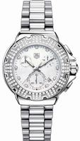 Replica Tag Heuer Formula 1 Glamour Diamonds Ladies Wristwatch CAC1310.BA0852
