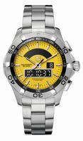 Replica Tag Heuer Aquaracer Chronotimer Mens Wristwatch CAF1011.BA0821