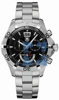 Replica Tag Heuer Aquaracer Chronograph Grand-Date Mens Wristwatch CAF101A.BA0821