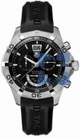 Replica Tag Heuer Aquaracer Chronograph Grand-Date Mens Wristwatch CAF101A.FT8011
