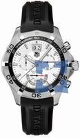 Replica Tag Heuer Aquaracer Chronograph Grand-Date Mens Wristwatch CAF101B.FT8011