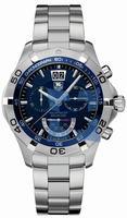 Replica Tag Heuer Aquaracer Chronograph Grand-Date Mens Wristwatch CAF101C.BA0821