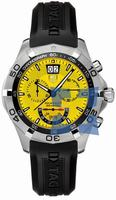 Replica Tag Heuer Aquaracer Chronograph Grand-Date Mens Wristwatch CAF101D.FT8011