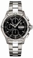 Replica Tag Heuer Aquaracer Automatic Diamonds Mens Wristwatch CAF2014.BA0815