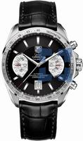 Replica Tag Heuer Grand Carrera Chronograph Calibre 17 RS Mens Wristwatch CAV511A.FC6225
