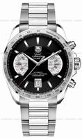 Replica Tag Heuer Grand Carrera Chronograph Calibre 17 RS Mens Wristwatch CAV511G.BA0905