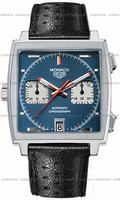Replica Tag Heuer Monaco Chronograph 40th Anniversary Mens Wristwatch CAW211A.EB0025