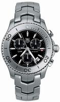 Replica Tag Heuer Link Quartz Chronograph Mens Wristwatch CJ1110.BA0576