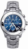 Replica Tag Heuer Link Quartz Chronograph Mens Wristwatch CJ1112.BA0576