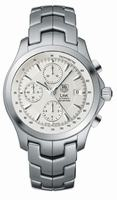 Replica Tag Heuer Link Automatic Chronograph Mens Wristwatch CJF2111.BA0576