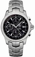 Replica Tag Heuer Link Automatic Chronograph Mens Wristwatch CJF2117.BA0594