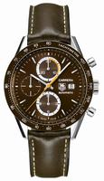 Replica Tag Heuer Carrera Automatic Chronograph Mens Wristwatch CV2013.FC6206