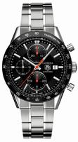 Replica Tag Heuer Carrera Automatic Chronograph Mens Wristwatch CV2014.BA0786
